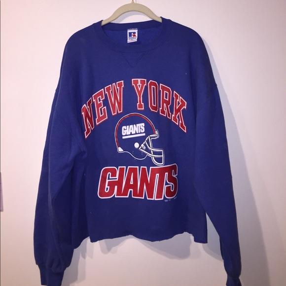 Vintage NY Giants Crewneck Sweatshirt. M 59273b2b4225bef6f6010570 a30acbf82