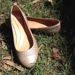 Nurture by Lamaze Shoes - Nurture brand golden flats