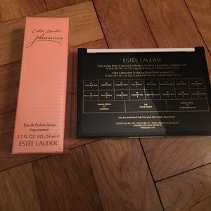 Estée Lauder pleasures and limited edition set