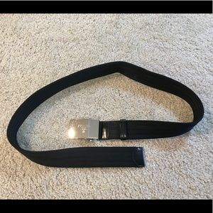 0c1dacb92c82a2 Prada Accessories | Nylon Belt With Logo Plaque Buckle | Poshmark