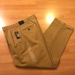 Brooks Brothers Other - Brooks Brothers Pleated Chino Pants