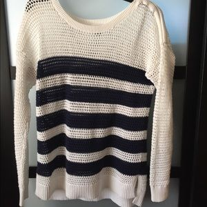 Old Navy Nautical ⚓️ Sweater Size M