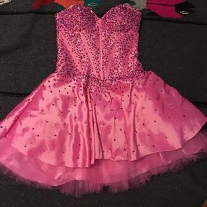 American Colors Clothing Dresses & Skirts - Pink dress