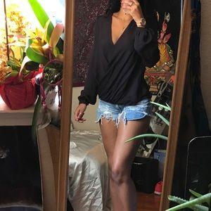 Haute Hippie Tops - Haute hippie NWT blouse