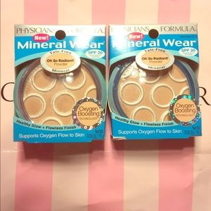 Physicians Formula Other - New Bundle Physicians Formula mineral Powder