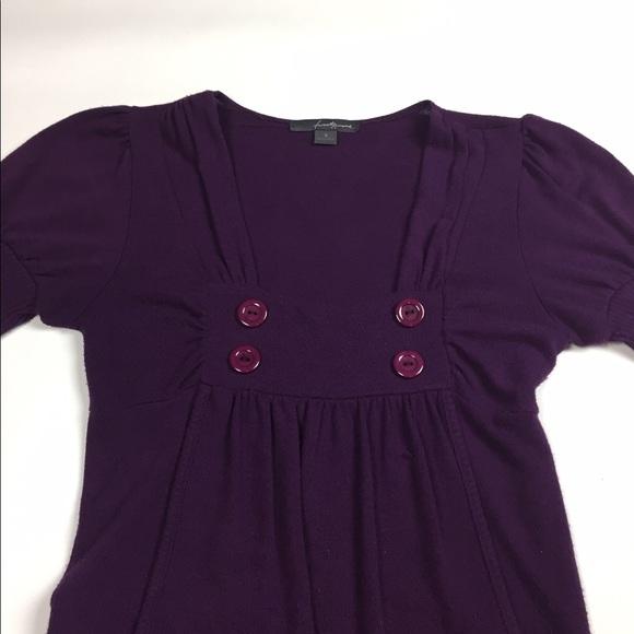 89 off dresses skirts royal purple sweater dress for Royal purple mens dress shirts