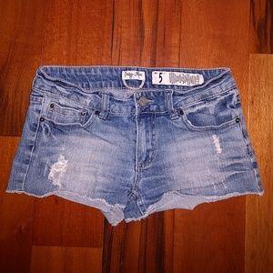 Indigo Rein Pants - Jean shorts