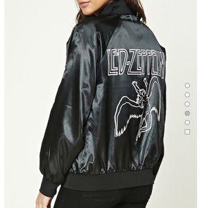 Led Zeppelin Bomber Jacket