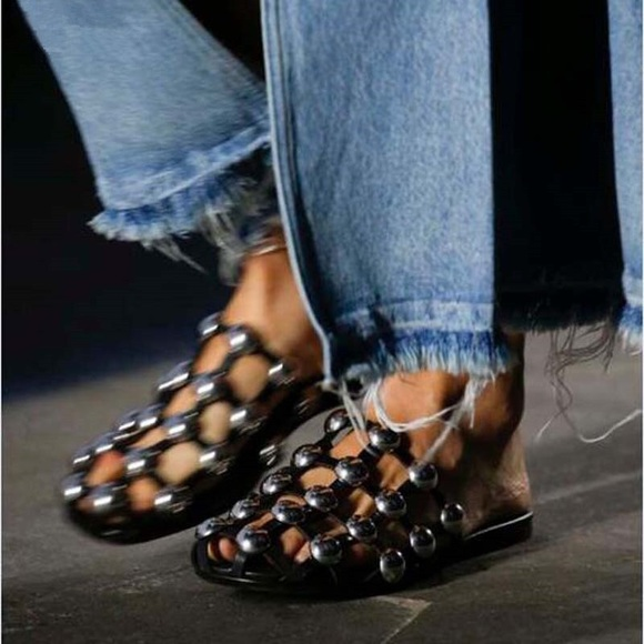 Alexander Wang Shoes   Amelia Sandal