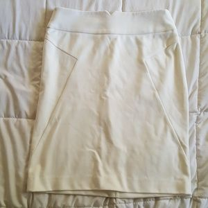 Grace Elements Dresses & Skirts - Beautiful White skirt.