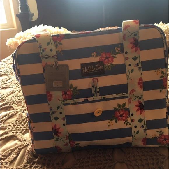 17 Off Handbags Adorable Matilda Jane Ice Cooler Bag