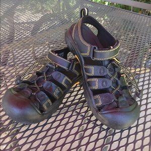 Keen Other - Final Price Keen Black Sandals Sz 4