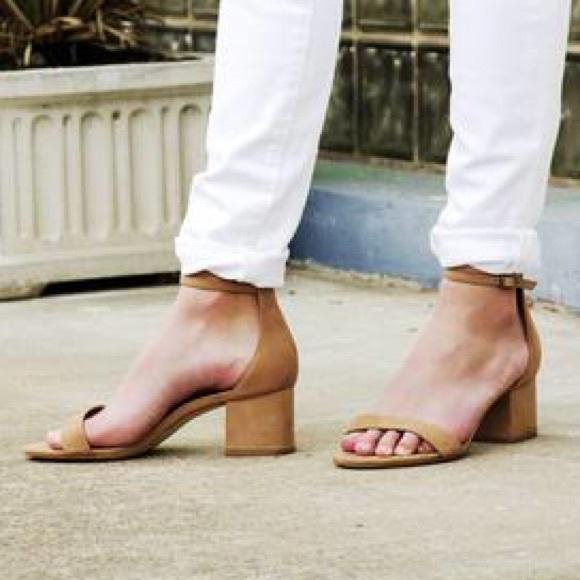 Steve Madden 'Irenee' sandal in Tan Nubuck - NIB!!