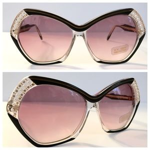 "Wow! Ultra England ""Charade"" Sunglasses,  Vintage"