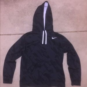 Nike Other - Nike black and white hoodie