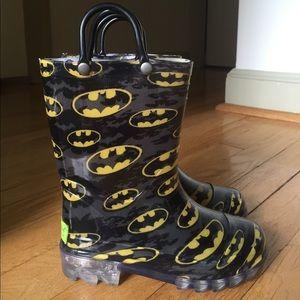Western Chief Other - Western Chief Batman Rain boots size 10