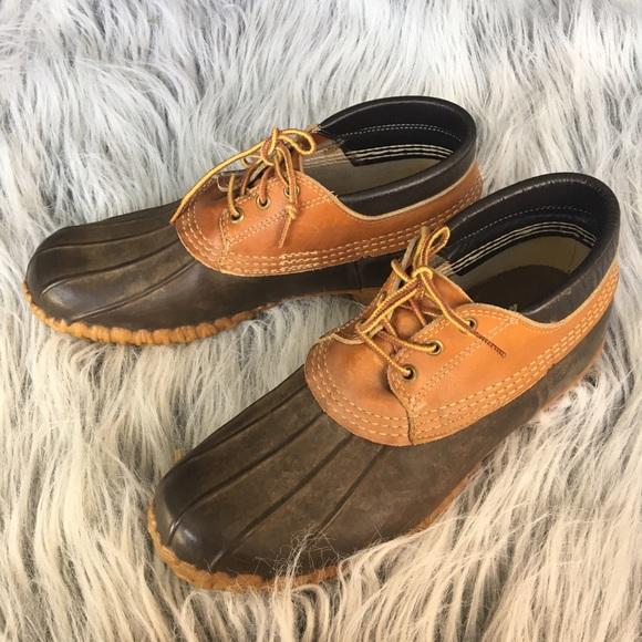 75 Off L L Bean Other Ll Bean Duck Boots Men S Short