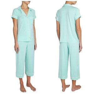 Eberjey Other - ANTHROPOLOGIE EBERJEY GISELE CROPPED PAJAMA SET