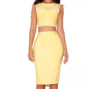 house of cb Dresses & Skirts - House of CB celeb boutique bandage dress