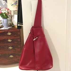 Longchamp Handbags - Longchamp leather backpack‼️