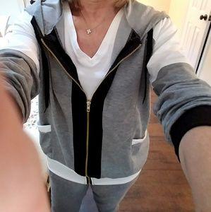 Jackets & Blazers - Casual zip up.