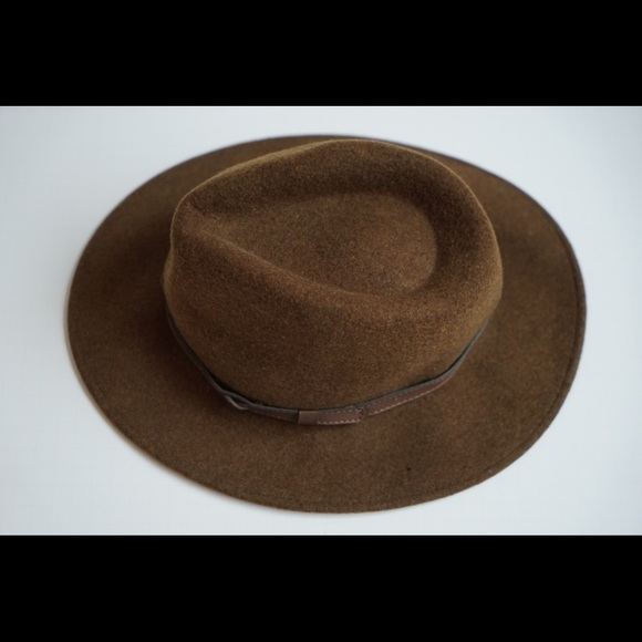 Pendleton Indy Hat in Beaver Brown. M 59275beec6c795a31a03d457 98f0acc040f1
