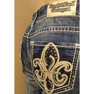 Rock & Roll Cowgirl Denim - Rock & Roll 26x34 Cowgirl jeans