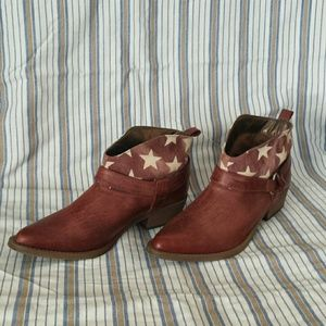coconuts  Shoes - Cowboy ankle boots
