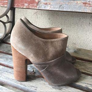 Belle by Sigerson Morrison Shoes - Belle Sigerson Morrison open toe booties size 6.5
