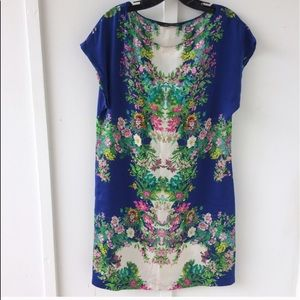Zara Dresses & Skirts - Zara Floral Shift Dress Size M