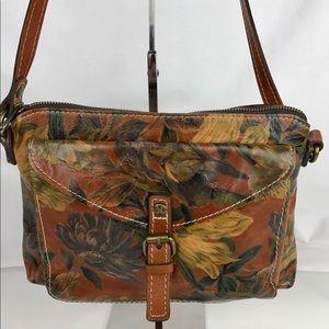 Patricia Nash Handbags - Patricia Nash Avellino Leather Crossbody