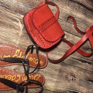 Handbags - Festival cross body purse