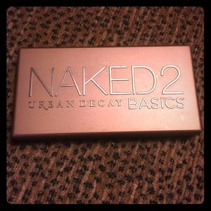 Urban Decay Other - 🌼 Urban Decay Naked 2 Basics Pallet