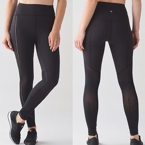 lululemon athletica Pants - NWT Lululemon Sculpt It Tights / Leggings Black