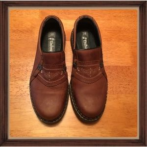 Edelweiss Shoes - Edelweiss Brown Leather Shoes size 38
