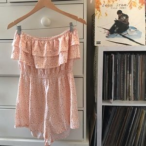 Urban Outfitters Pants - 🍊UO Aztec Strapless Romper