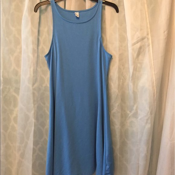 off Old Navy Dresses & Skirts LG Baby blue Old Navy
