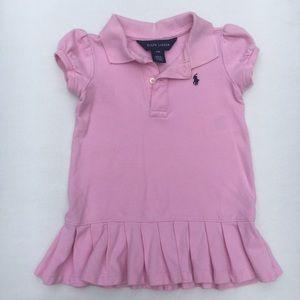 Ralph Lauren Other - Ralph Lauren pink polo dress