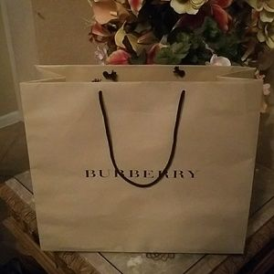 Burberry Handbags - XL BURBERRY SHOPPING BAG