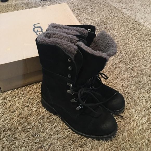 6614faa6deb 💯UGG Gradin boots size 7 NWT