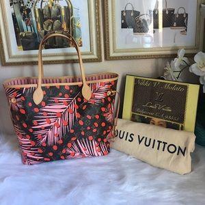 Louis Vuitton Handbags - 100%  guarantee authentic Neverfull MM