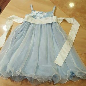 iris & ivy Other - Sky Blue Dress