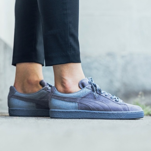 99b2ce036d01 puma suede emboss - Come take a walk!
