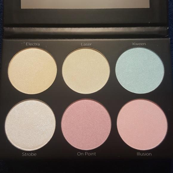 BH Cosmetics - BH Cosmetics: Blacklight Highlight 6-Color ...