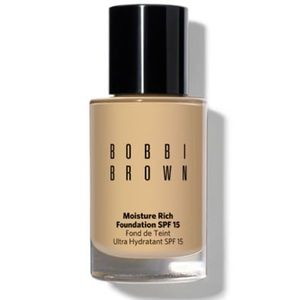 Bobbi Brown Other - Bobbi Brown Moisture Rich Foundation 4.25