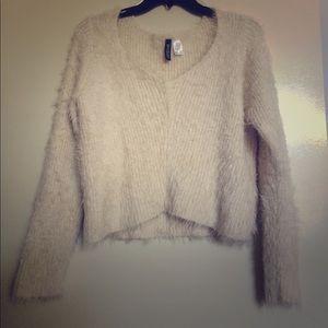 Cute frizzy sweater