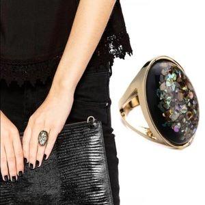 Bondhu Jewelry - 🌺 NWT Abalone Statement Ring