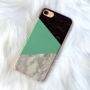 Accessories - Marble iPhone 7/7+ case