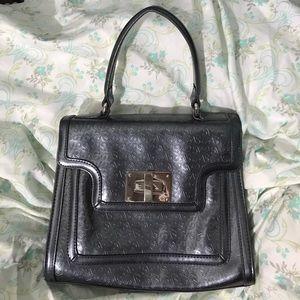 Simply Vera Vera Wang Handbags - Simply Vera Vera Wang Silver Metallic Handbag