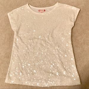 ruby & bloom Other - Ruby & Bloom Glitter Top